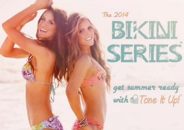2014 Tone It Up Bikini Series