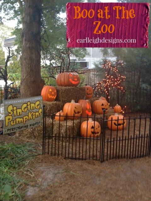 Boo at the Zoo via Earl-Leigh Designs